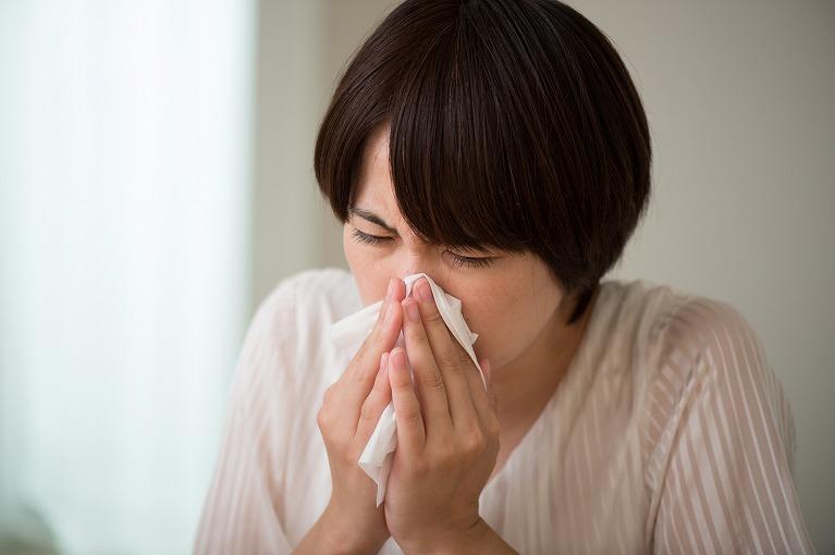 アレルギー性鼻炎の症状