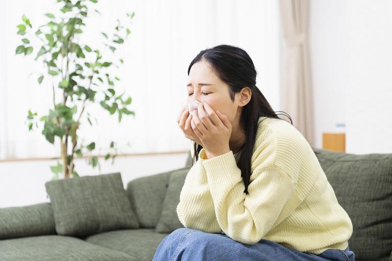 鼻中隔弯曲症の症状