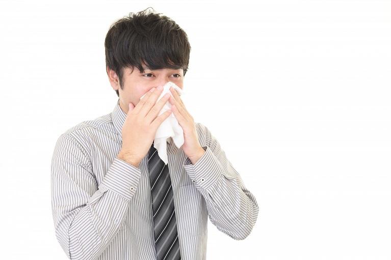 鼻から膿が出てきた・鼻の中に膿がたまっている・膿のような鼻水が出た