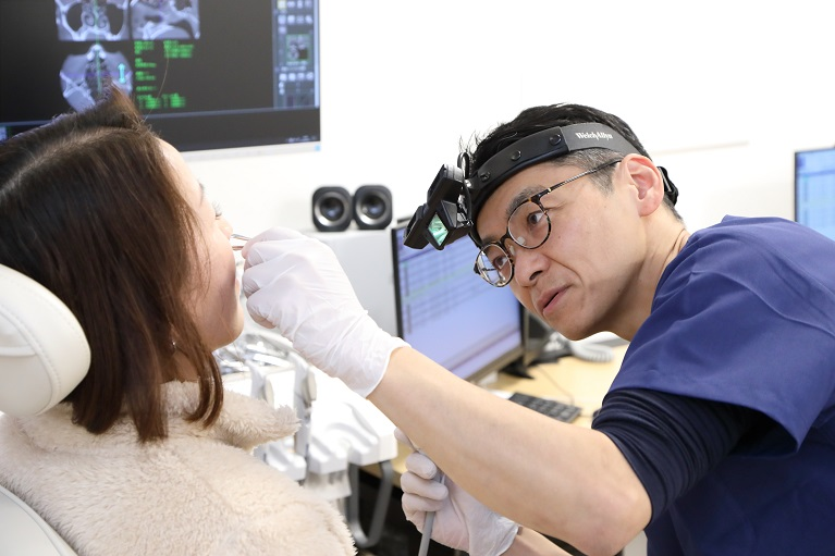 鼻から膿が出ている場合に行う検査
