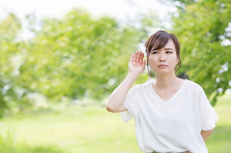 耳硬化症の症状