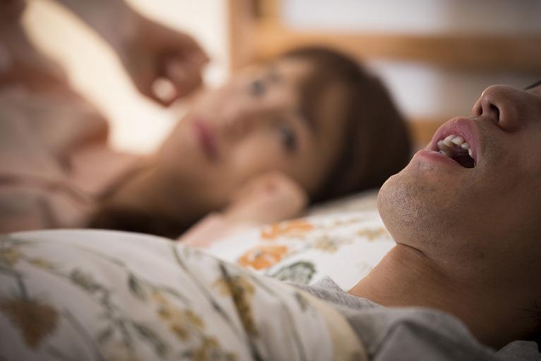 いびき・睡眠時無呼吸症候群の症状