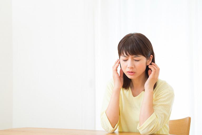 慢性中耳炎の症状