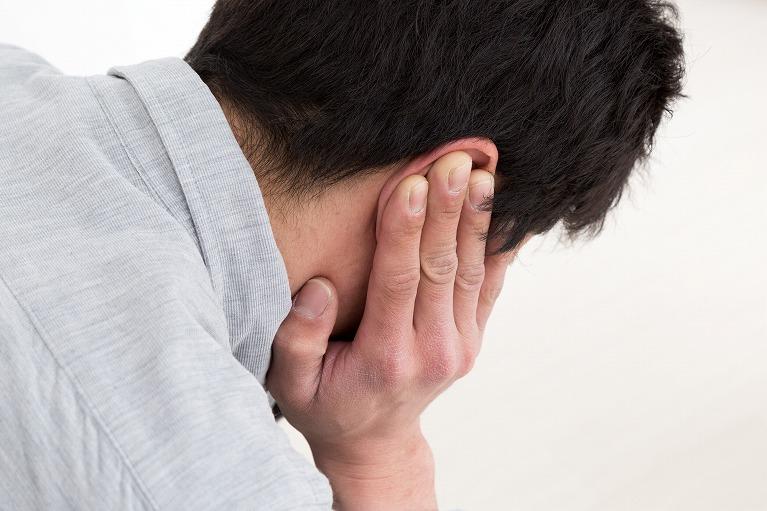 真珠種性中耳炎の症状