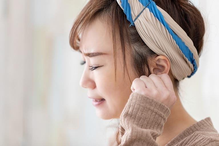 耳垢栓塞、耳管狭窄、耳硬化症